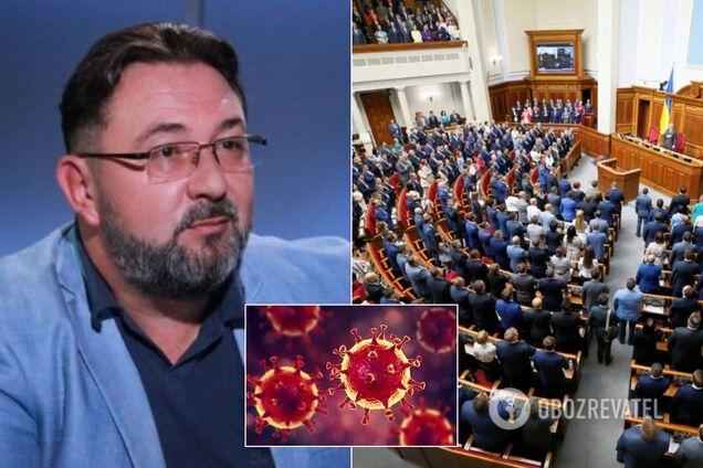 Потураєв заявив, що у випадку смерті від коронавірусу нардепів замінять наступними за списками
