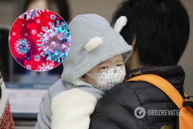 В Китае от коронавируса впервые умерли дети: ученые заявили о новой угрозе