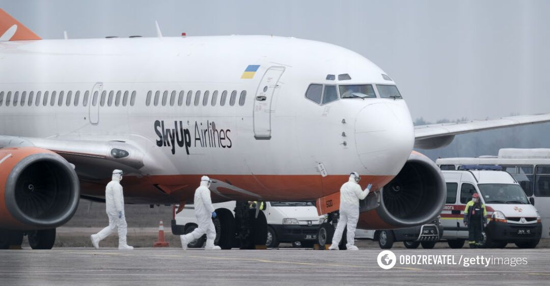 ''Отказались от обсервации'': прилетевшие из Вьетнама украинцы пыталис
