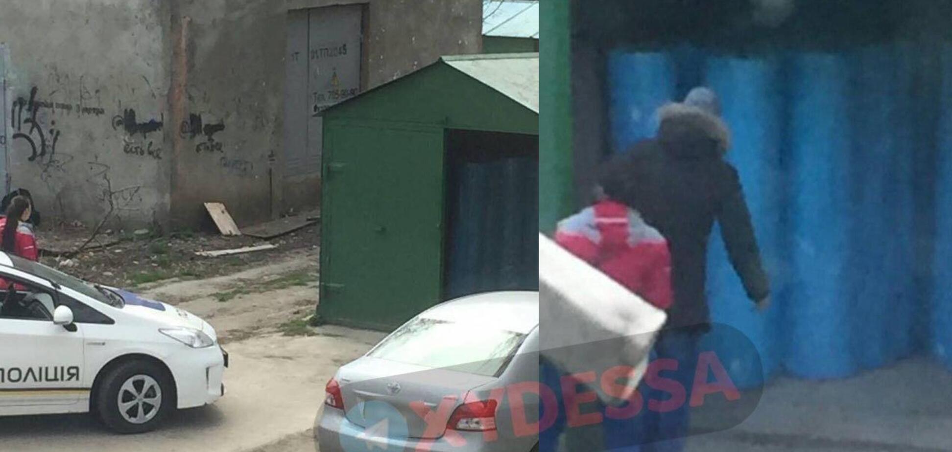 В Одесі 'накрили' гараж, де нелегально вироблялися медичні маски