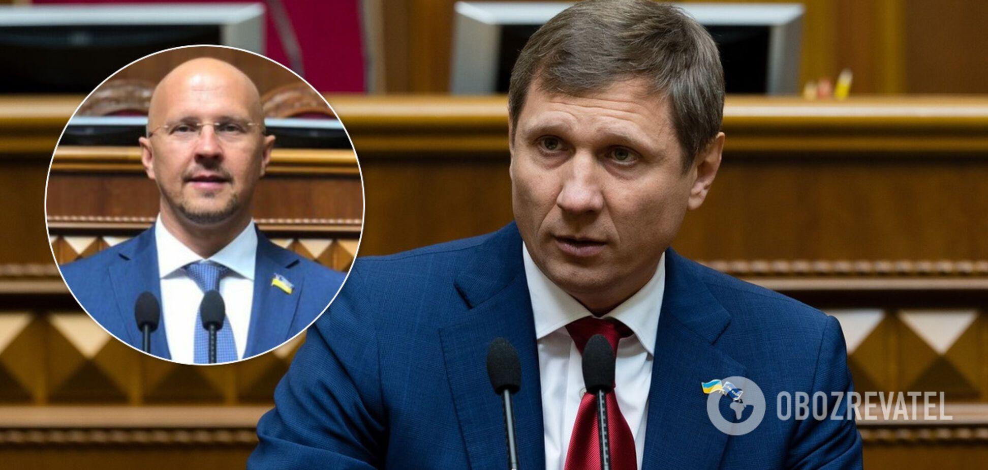 Шахов заявил о коронавирусе у своего соратника Вельможного: тот отрицает