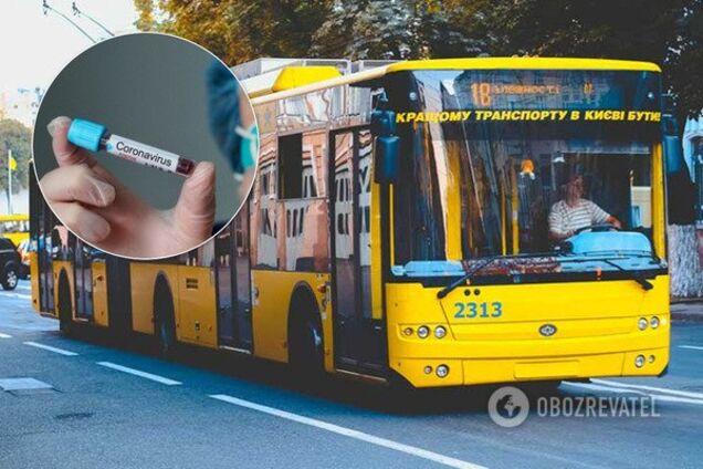Київ зупиняє громадський транспорт через карантин