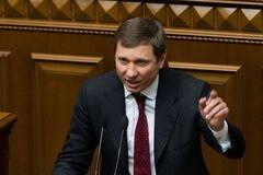 Шахов поставил ультиматум по законопроекту об экоконтроле