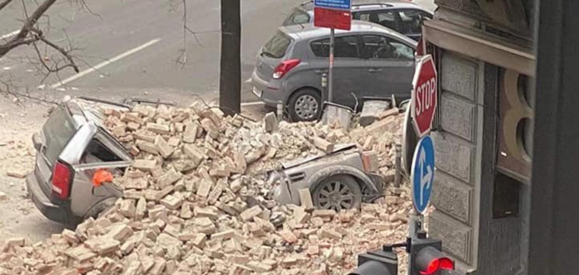 Хорватію сколихнув найсильніший за 140 років землетрус. Фото наслідків