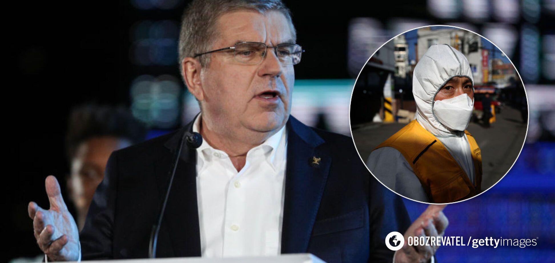 МОК виступив з офіційною заявою щодо Олімпіади-2020