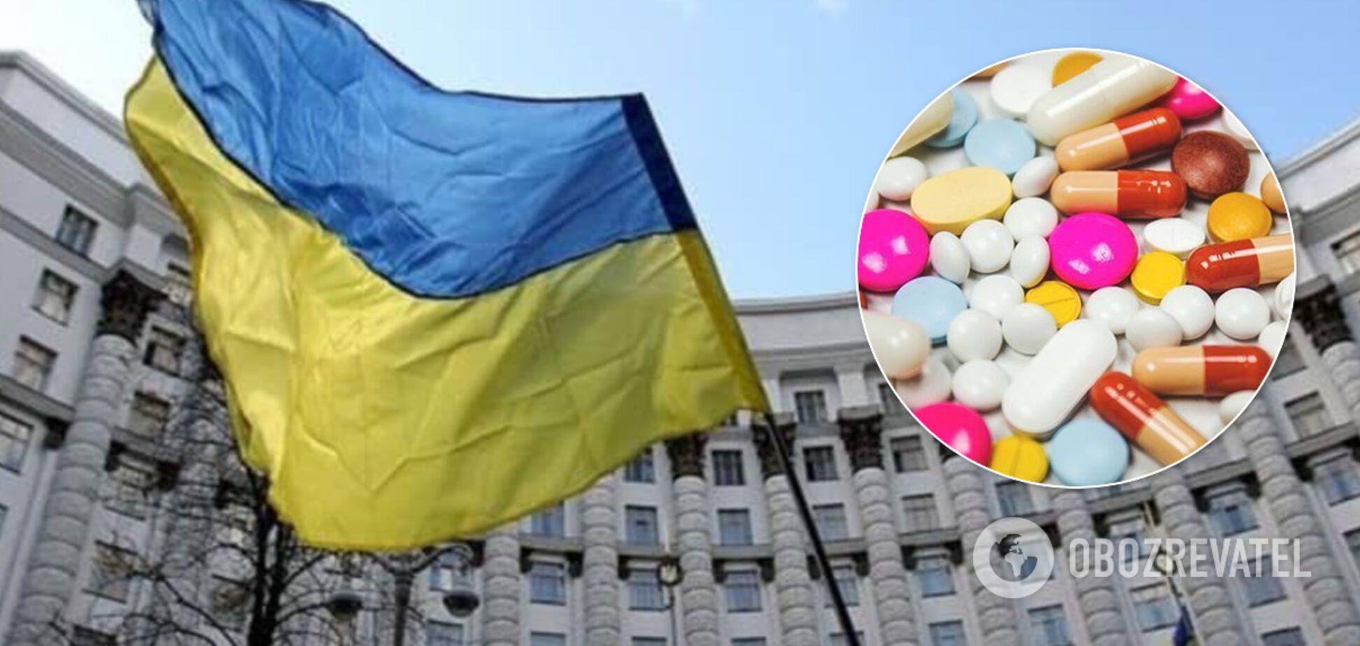 Украина не закупит ни одного действующего лекарства от коронавируса – Степанов