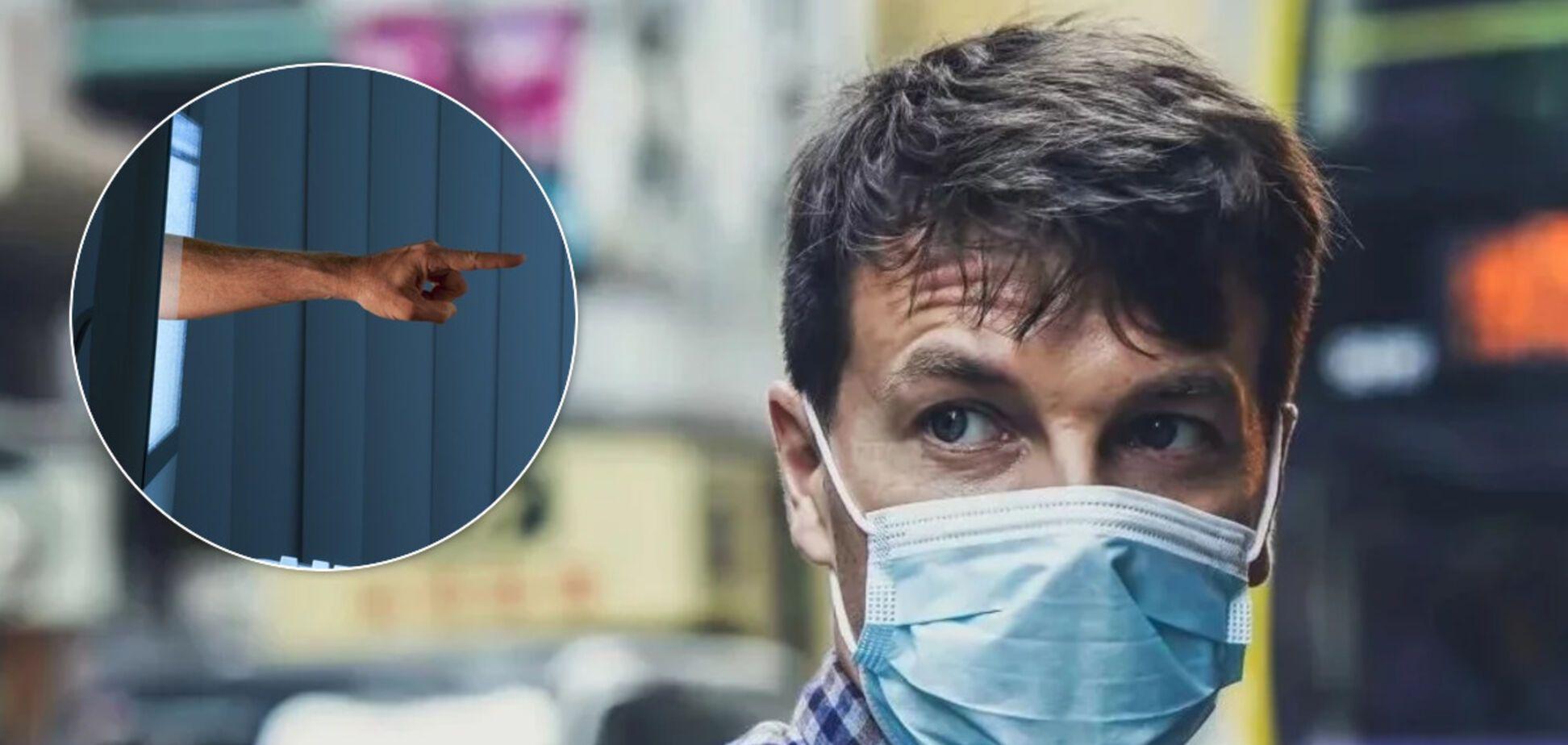 Киевлянин признался, что болен коронавирусом: его затравили соседи