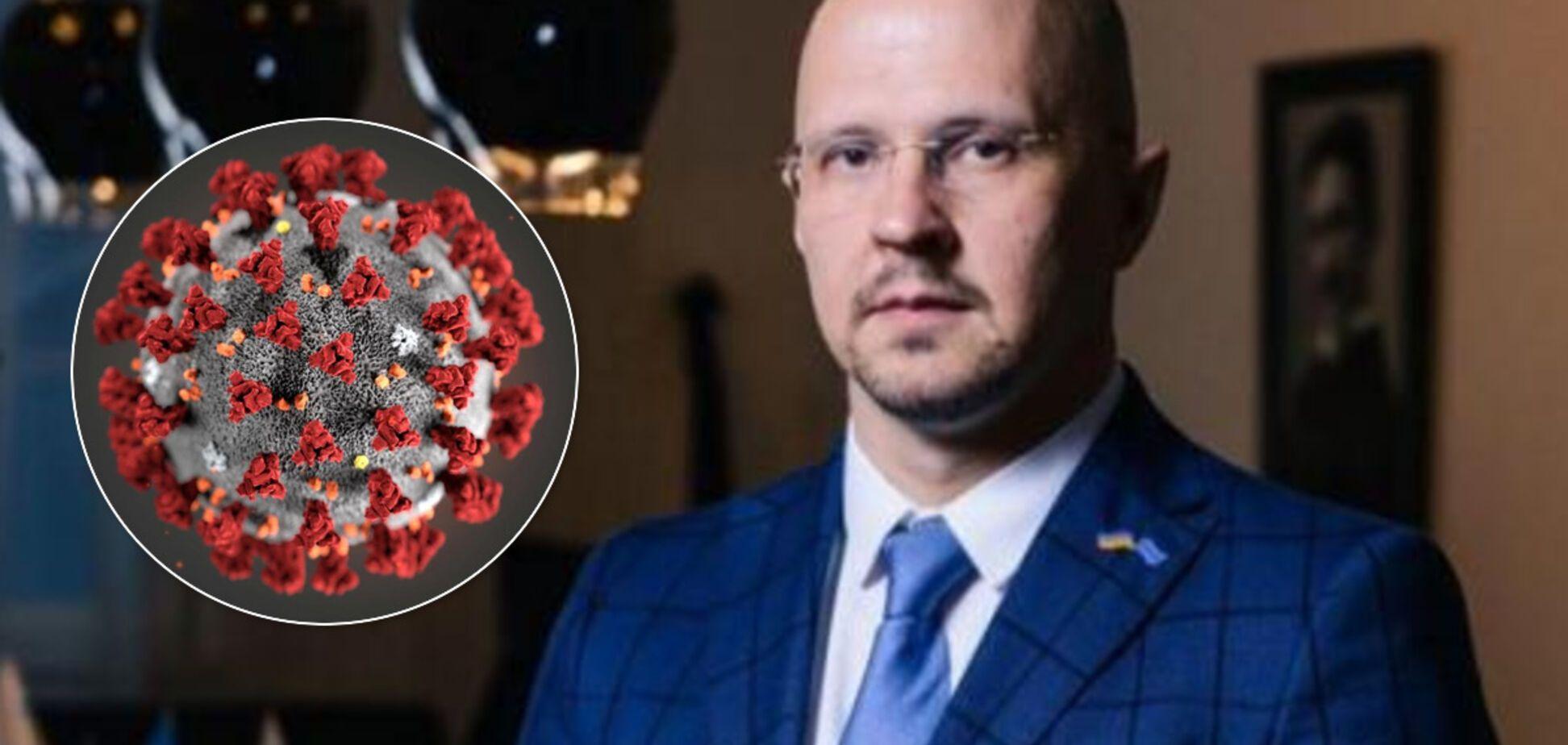 Депутат Вельможный признался, что мог заразиться коронавирусом