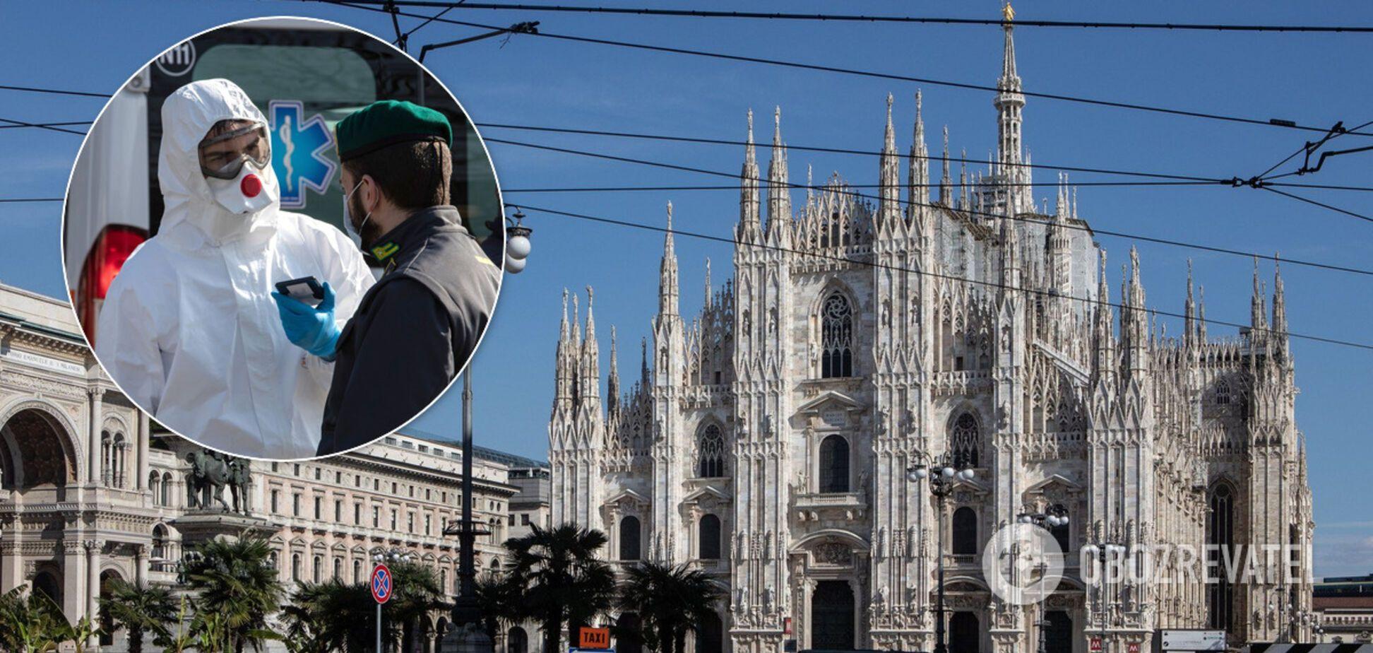 Украинка рассказала правду о ситуации в Италии: большинство переживает дома