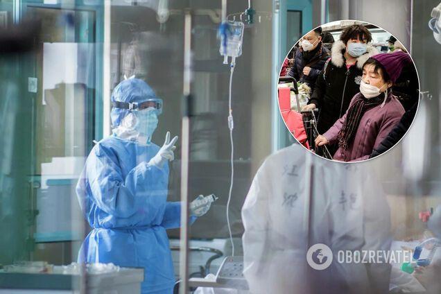 Одна из первых заболевших коронавирусом в Китае вылечилась