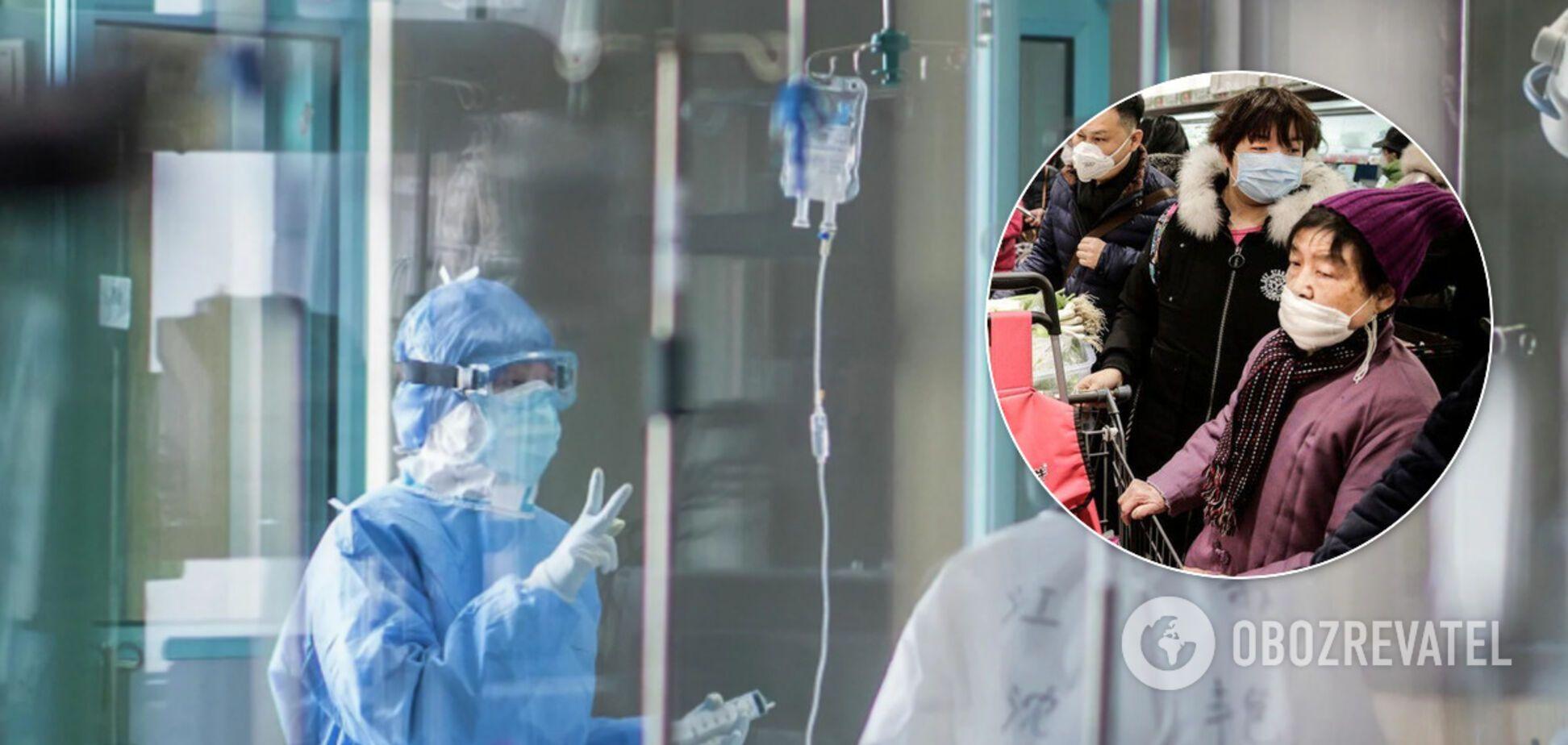 Одна из первых заболевших коронавирусом в Китае вылечилась: как она себя чувствует