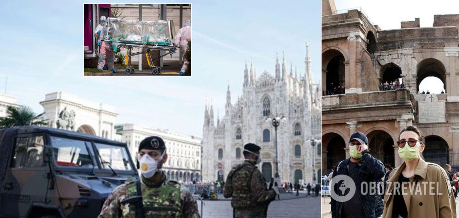Как Италия научила мир бороться с коронавирусом-убийцей