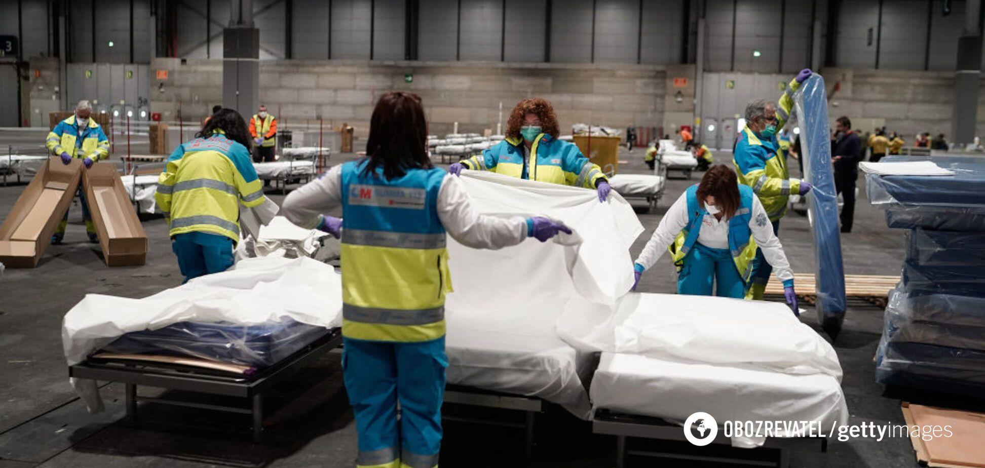 В Украине студентов-медиков отправят на борьбу с коронавирусом