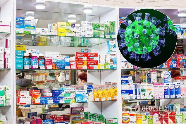 Замовлення ліків