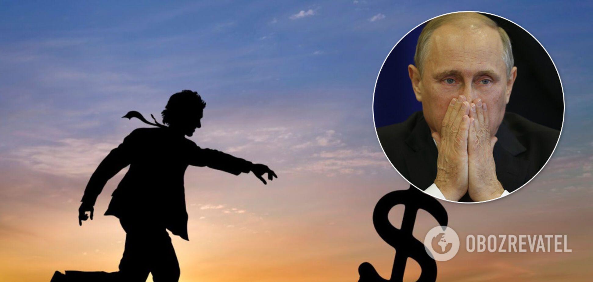 Отток капитала из России побил все рекорды