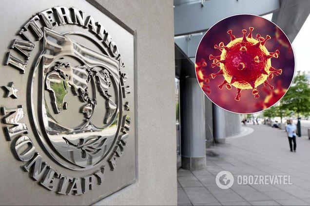 МВФ допоможе країнам, що постраждали від коронавірусу