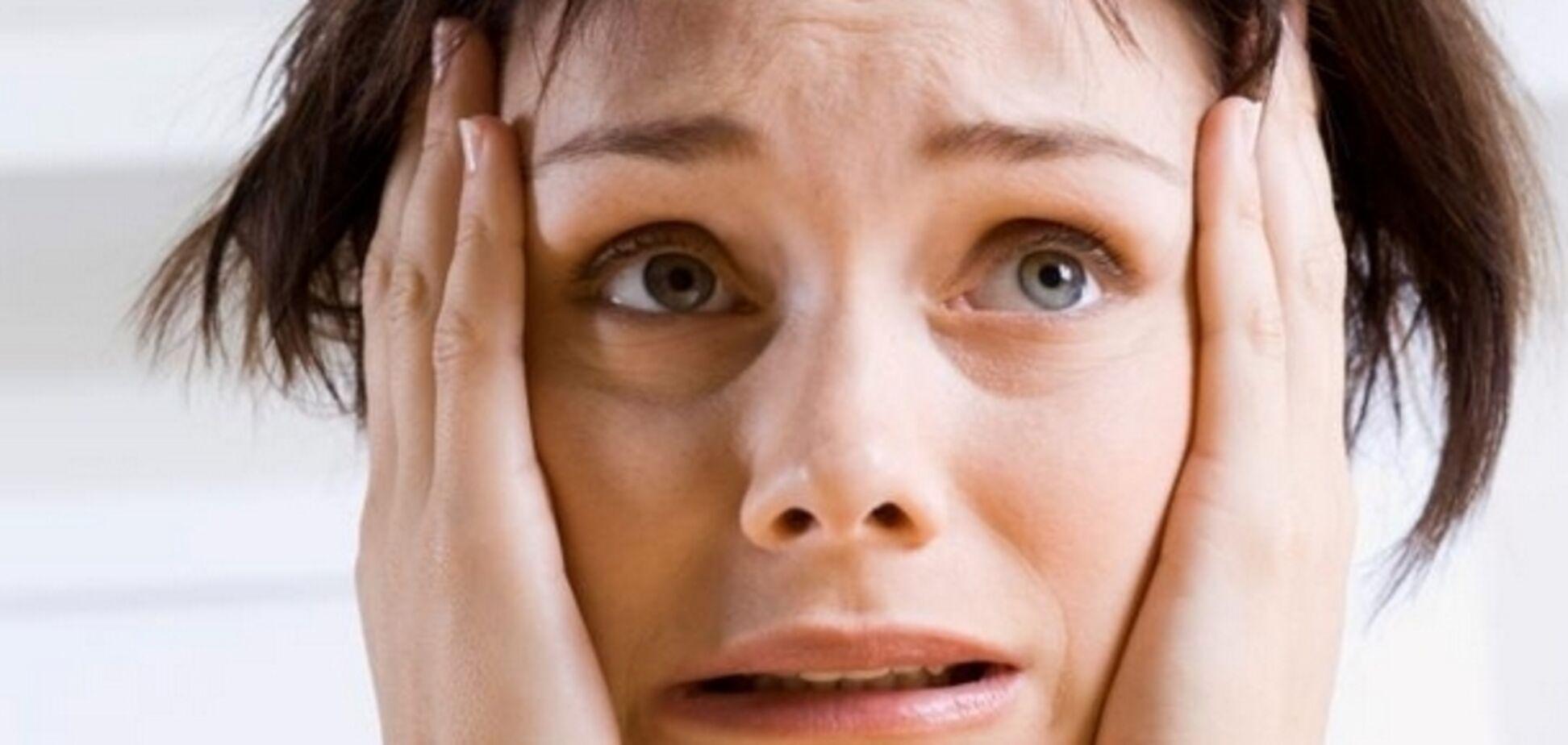 Симптомы генерализированного тревожного расстройства