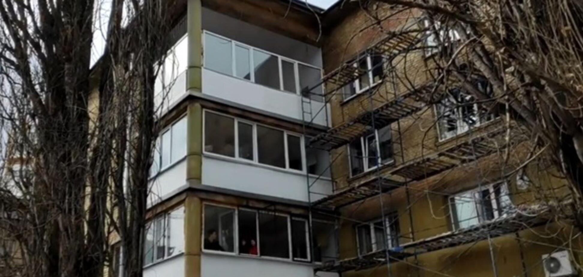 У київському гуртожитку студентів залишили без води та їжі через карантин