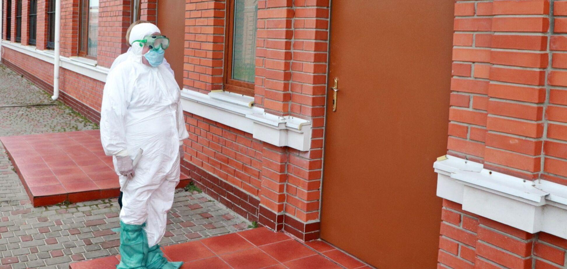 Одеській інфекційній лікарні не вистачає лікарів і обладнання для боротьби з коронавірусом