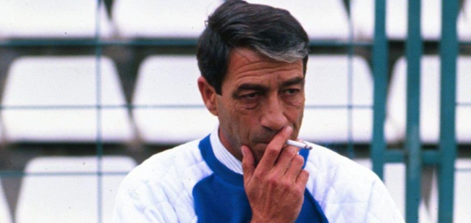 Відомий футбольний тренер помер від коронавірусу в Іспанії