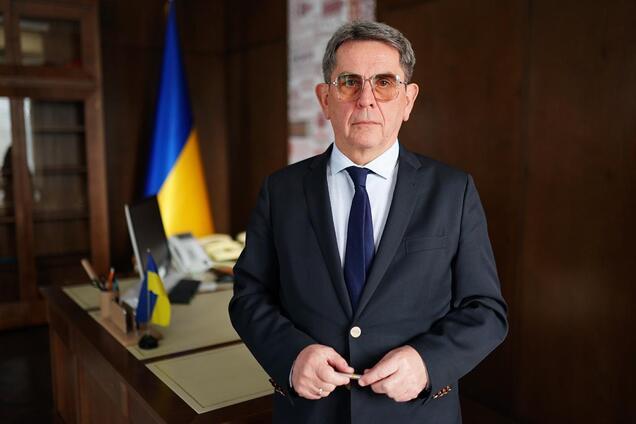 Министр здравоохранения Илья Емец