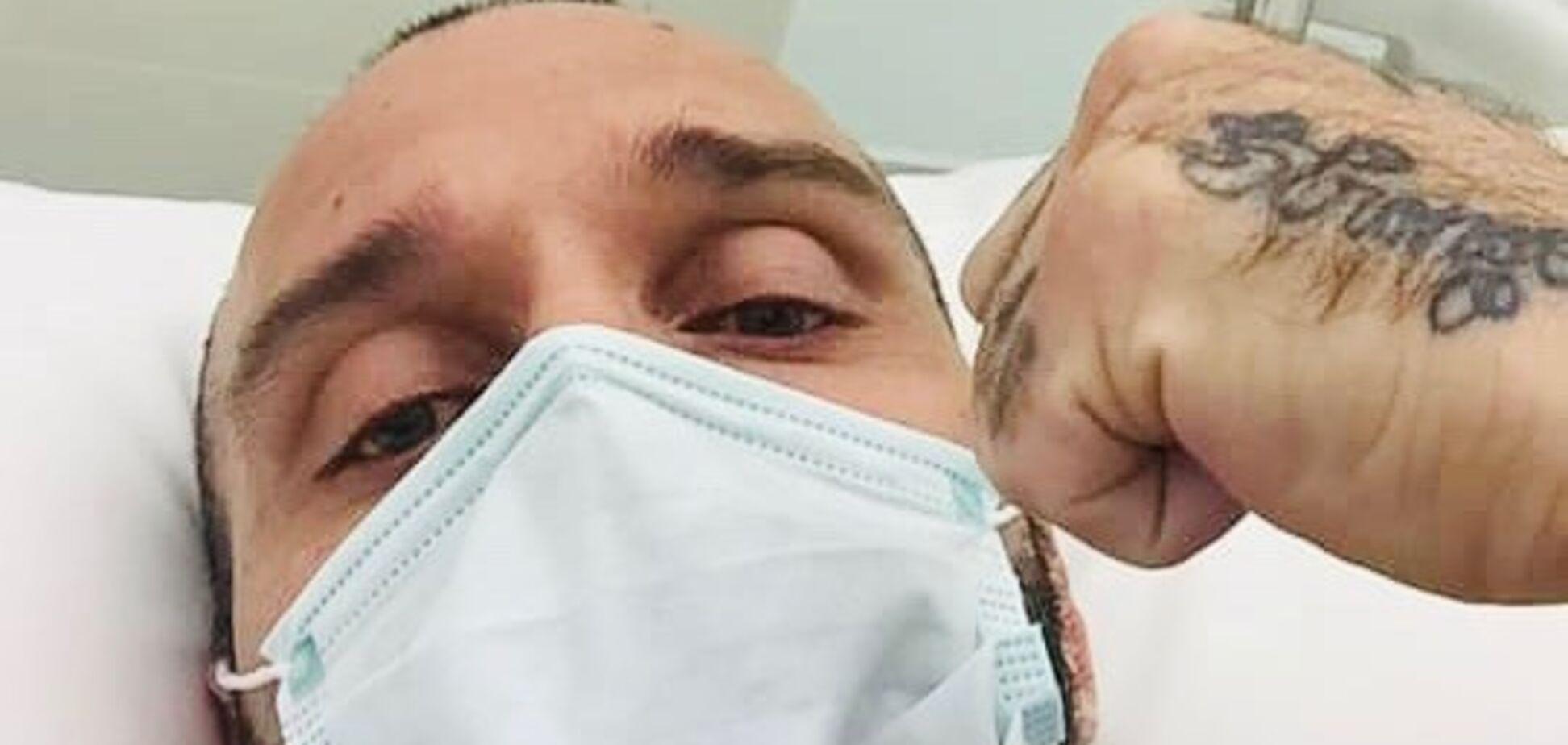 'Гірше, ніж кола пекла': боєць MMA розповів, що відчуває після зараження коронавірусом
