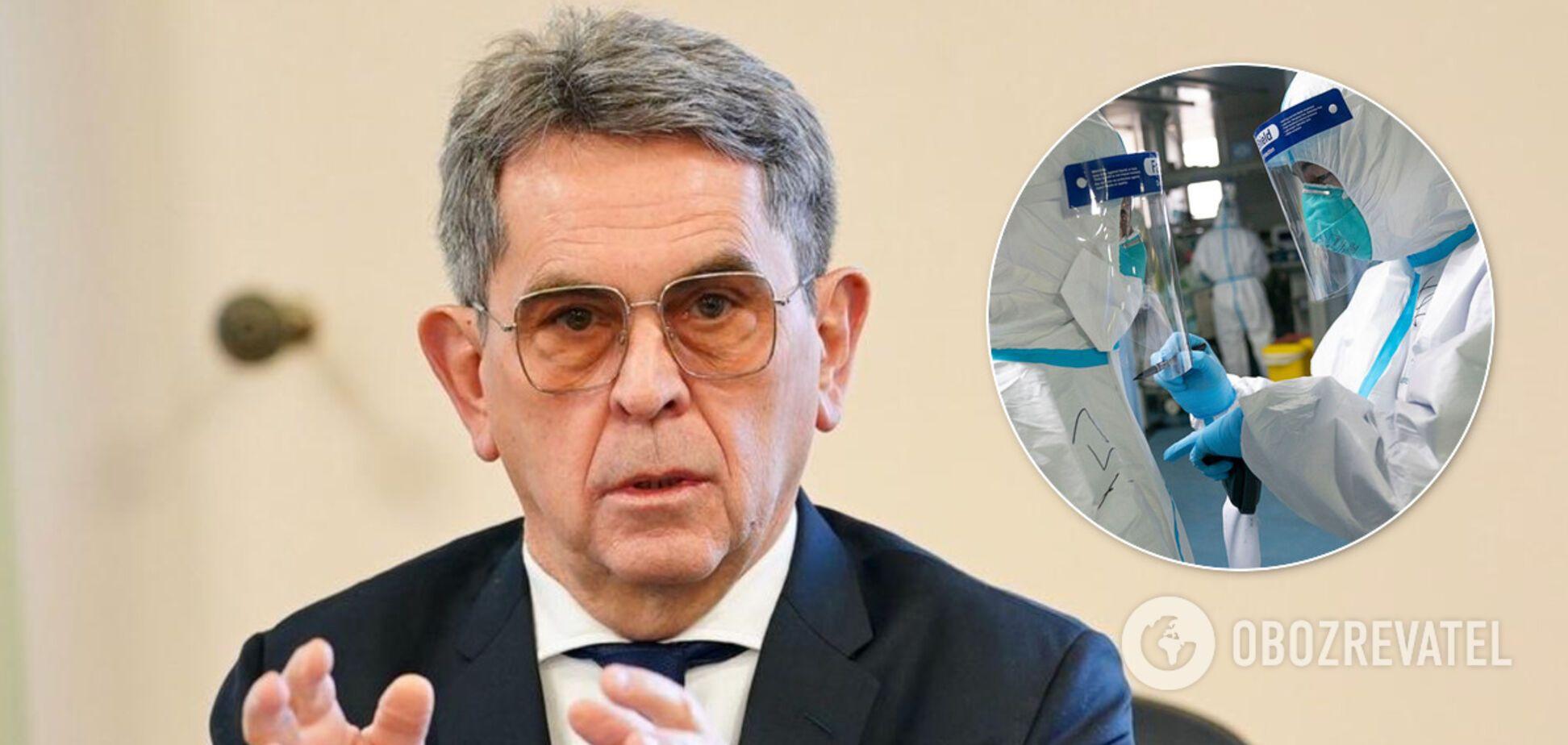 Як у Італії: МОЗ допустило найгірший сценарій через коронавірус