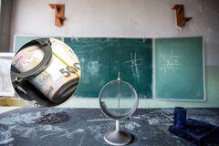 В Одессе чиновники присвоили на ремонте школы 10 млн гривен