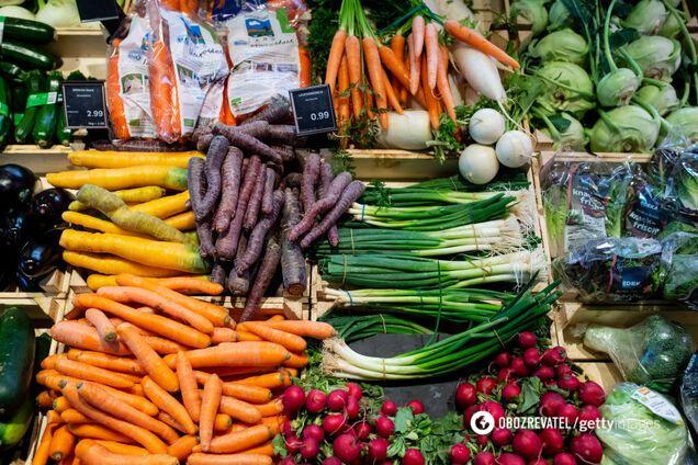 Які продукти сьогодні купити і як зберегти