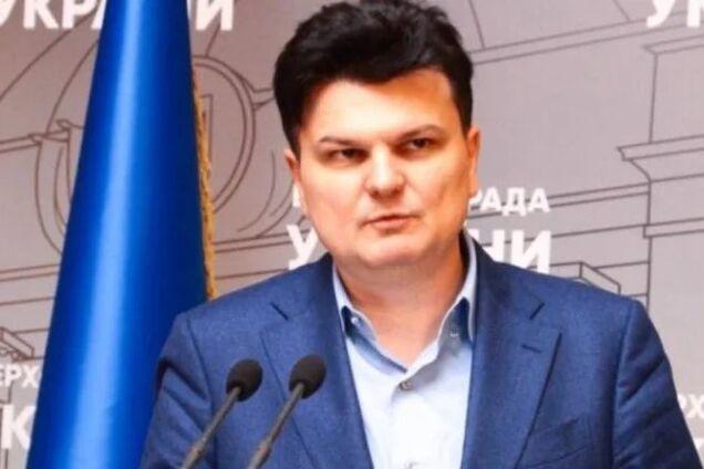 Нардеп Руслан Горбенко