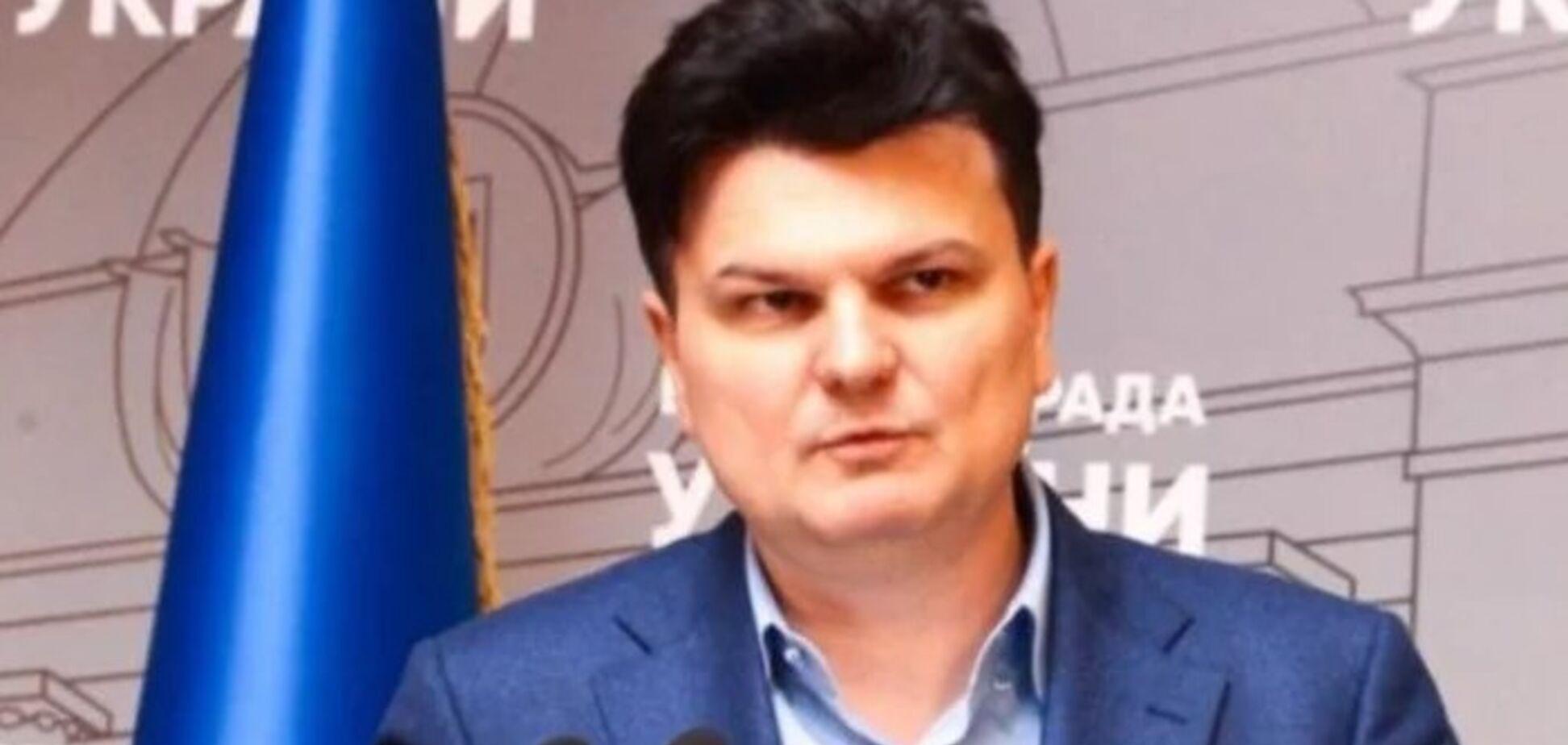 Руслан Горбенко захворів коронавірусом в Україні – 'Слуга народу'