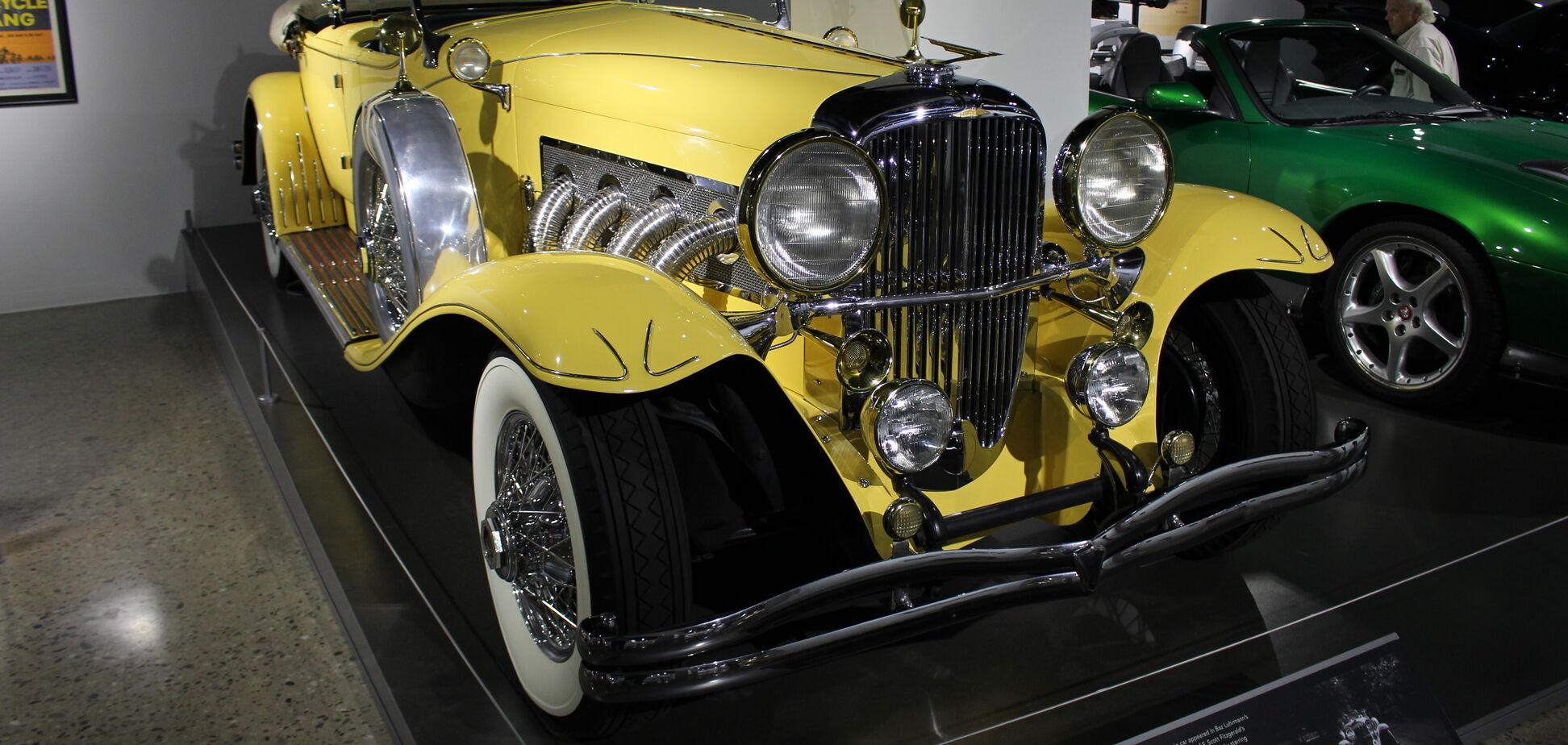Карантин не помеха! Посетите 15 автомобильных музеев, не выходя из дома