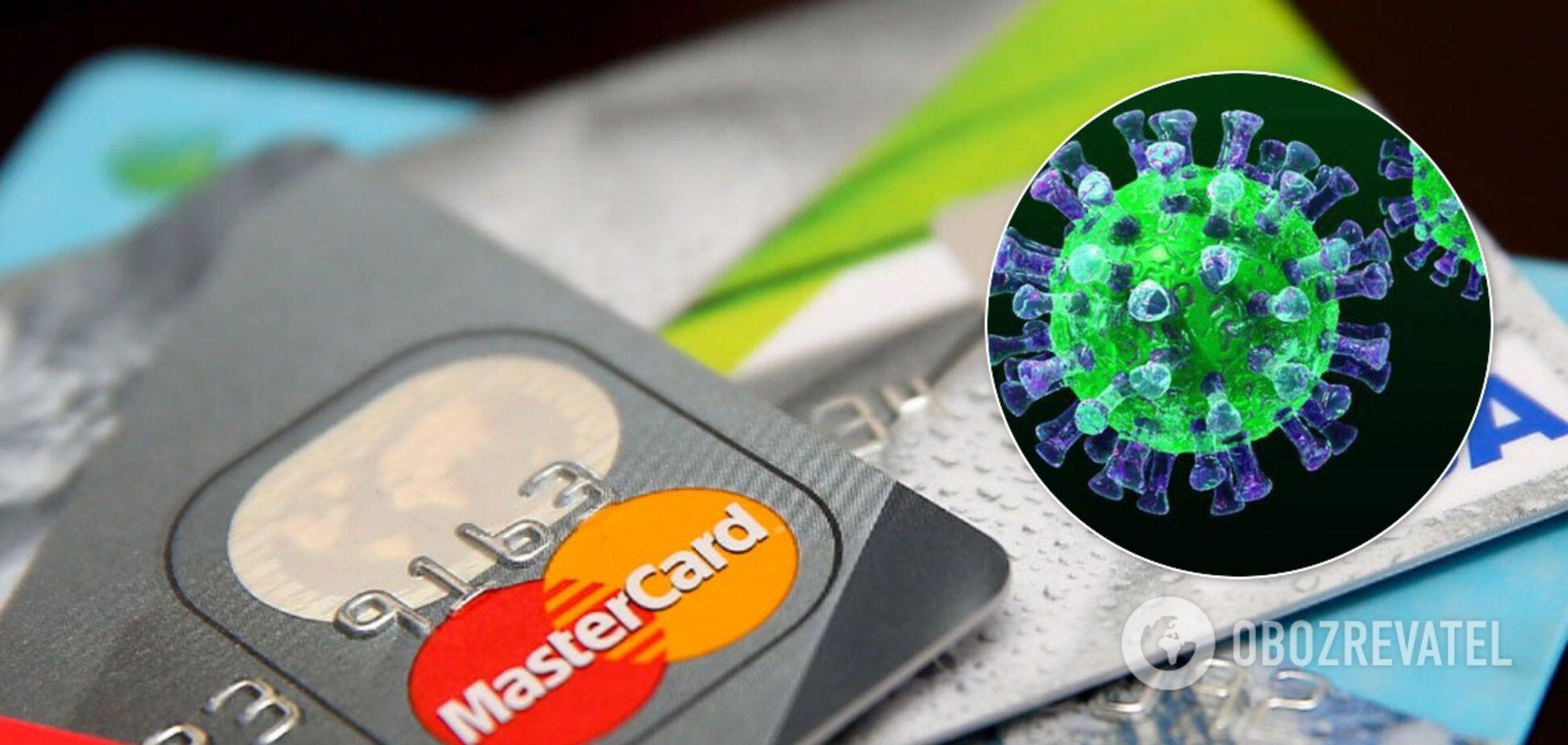 Украинцам банки разрешат пользоваться просроченными карточками