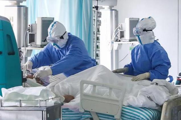 В Днепре умер мужчина с подозрением на коронавирус
