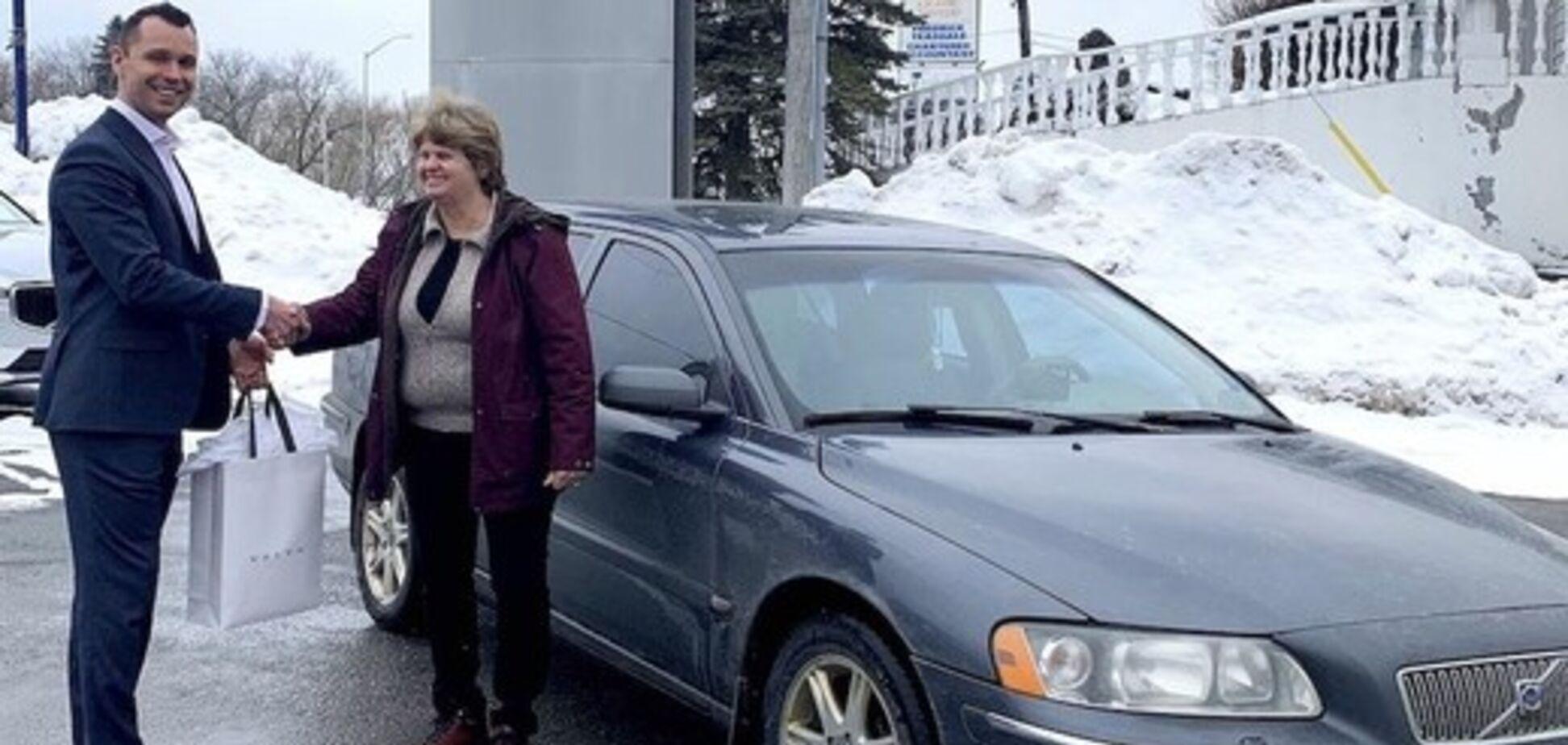 Жінка показала свій 14-річний Volvo з пробігом 1 млн км