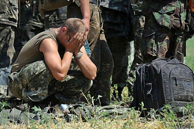Военные России атаковали ВСУ на Донбассе