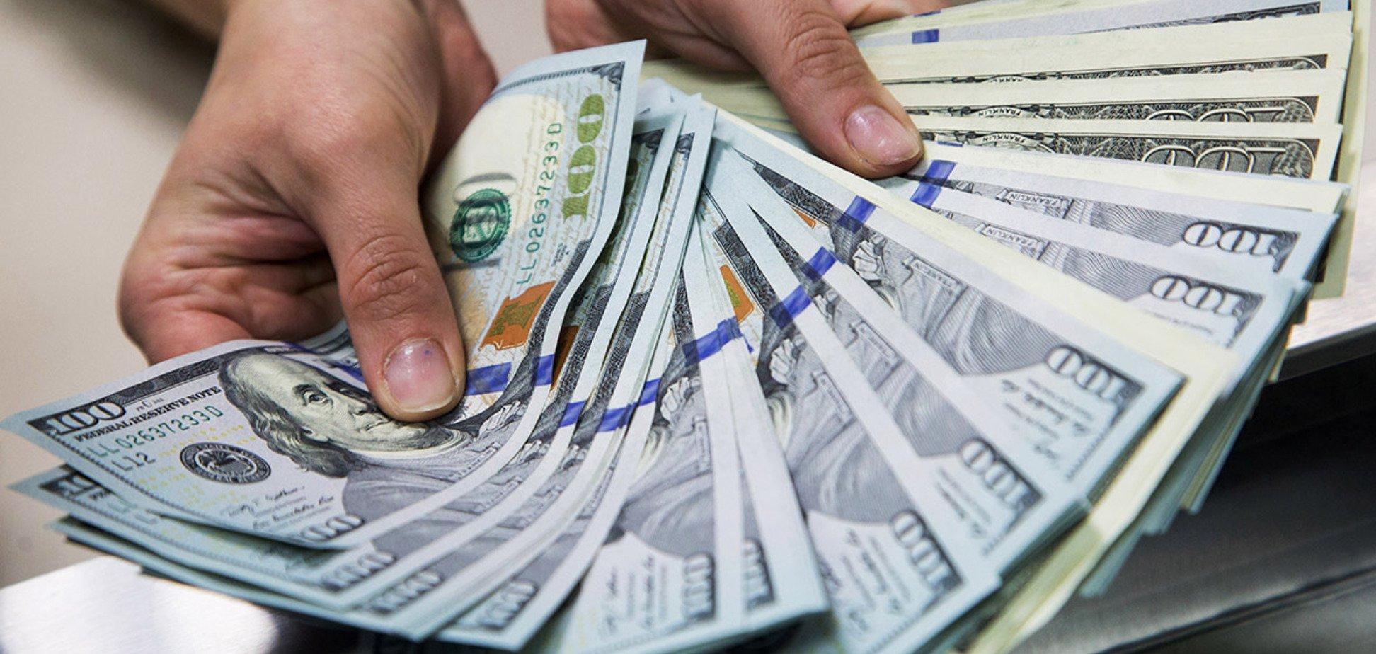 Доллар по 35 грн и инфляция: Украину предупредили о шоковом сценарии