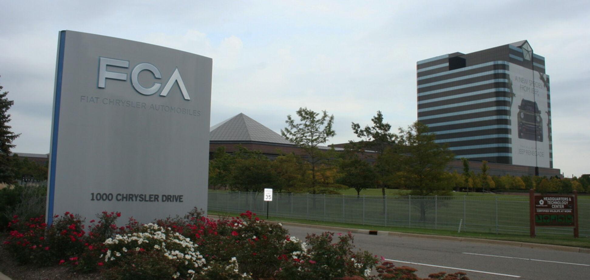 Fiat Chrysler изготовит миллион масок в месяц для защиты от коронавируса