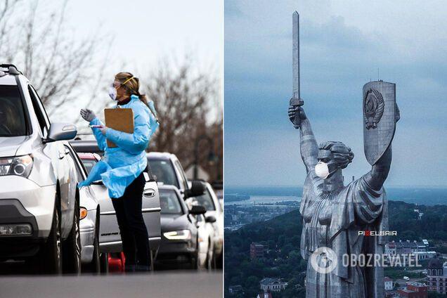 Кличко пригрозив киянам закриттям міста на в'їзд і виїзд. Ілюстрація