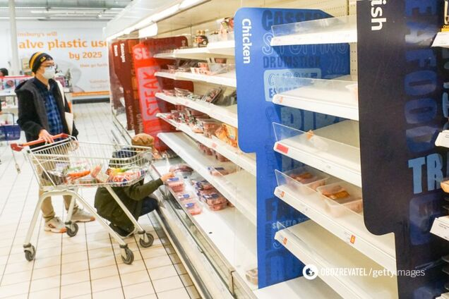 Как избежать заражения при посещении супермаркета