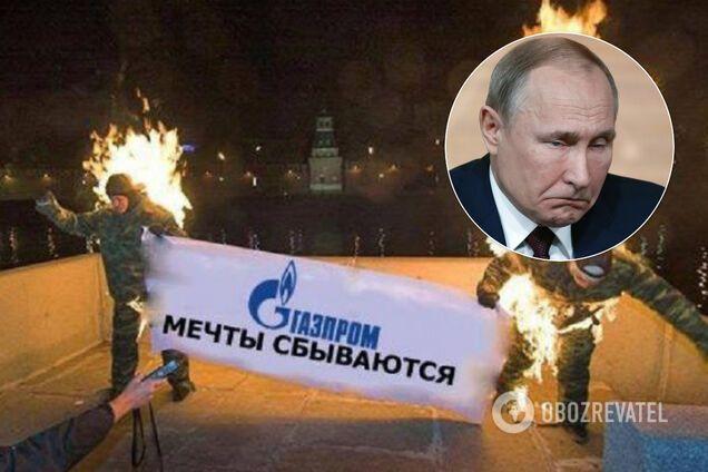 У Росії великі проблеми з цінами на газ
