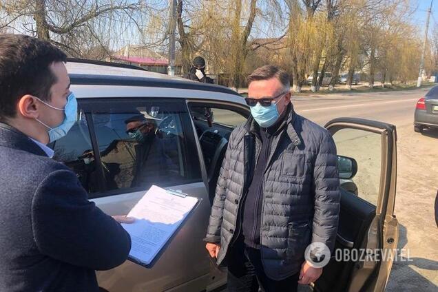 Ексглаву МЗС Кожару затримали: йому повідомили підозру у вбивстві