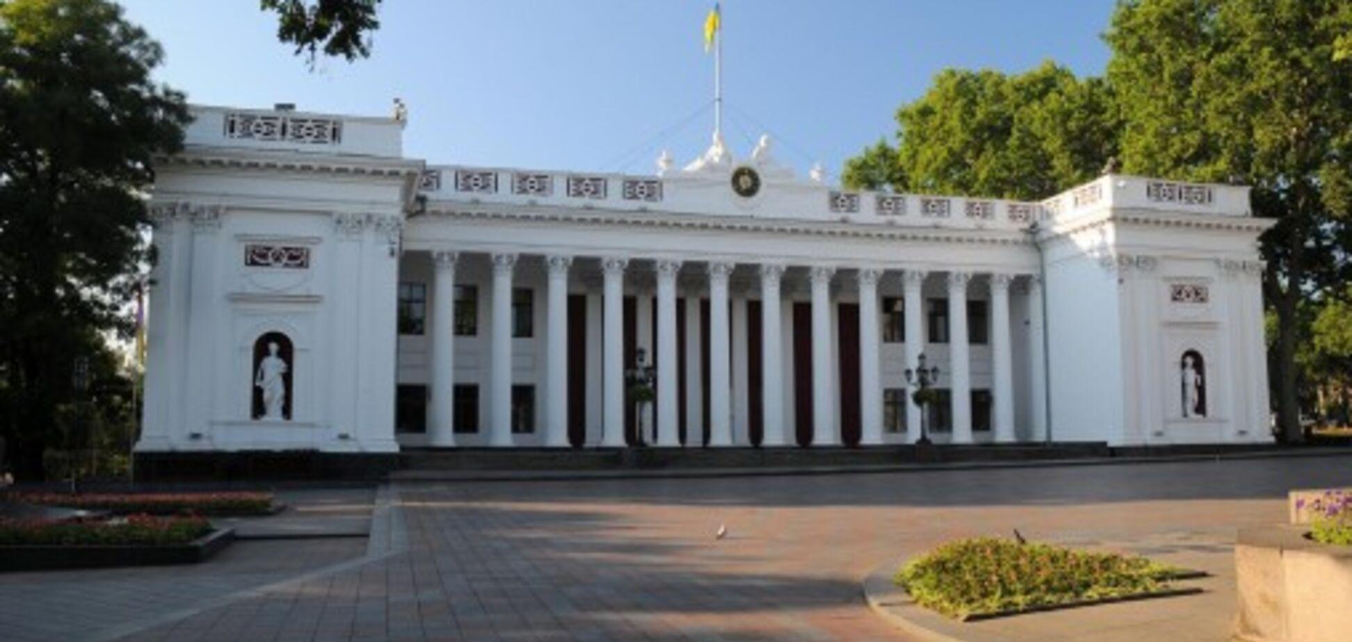 В Одесі підприємці змусили мерію провести позачергову сесію