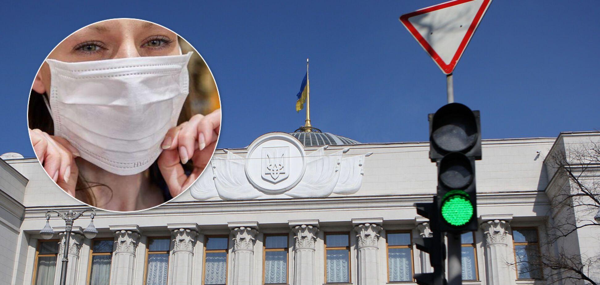 На кону дефолт, ЧП и коронавирус: что происходит в Раде и спасет ли она Украину