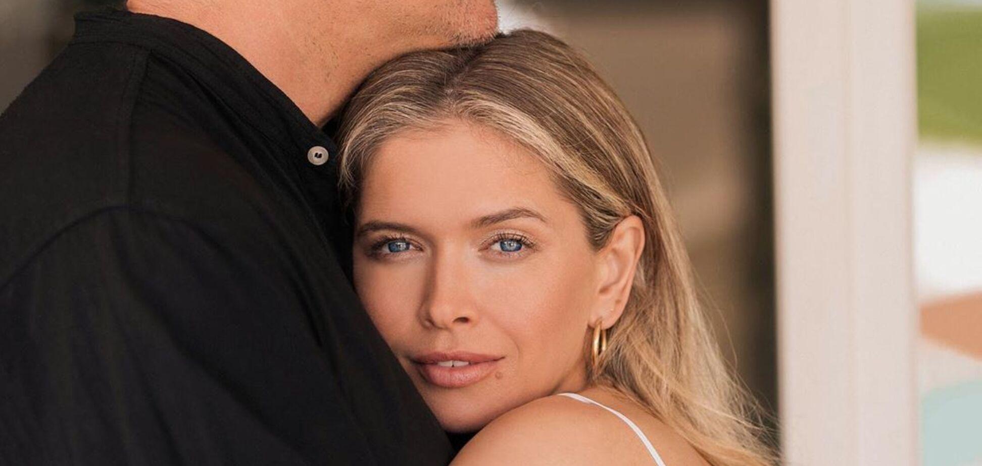 Брежнєва показала фото у ліжку з Меладзе: пара міцно обіймалася