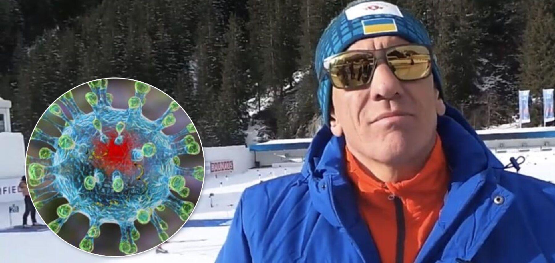 Санитра уверен, что в Украине 'не будет ужаса' из-за коронавируса
