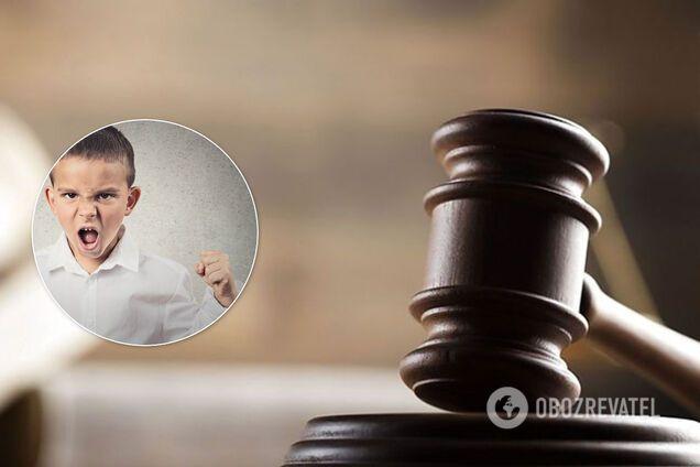 На Житомирщині засудили матір за аморальну поведінку сина-школяра