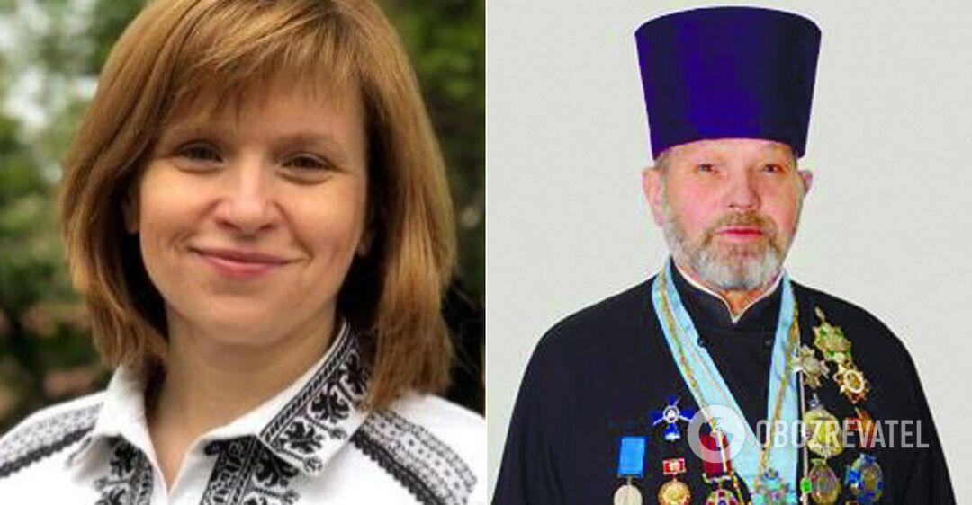 Кабмин назначил министром образования дочь скандального священника УПЦ