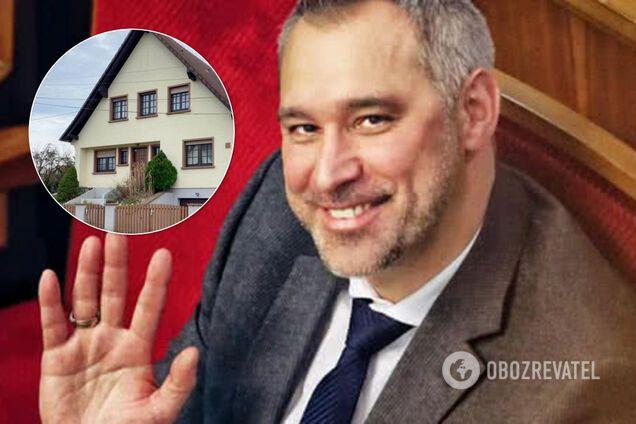 Рябошапка вперше показав свій будинок у Франції