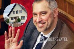 Рябошапка показал свой роскошный дом во Франции. Видео